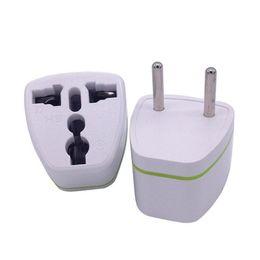 $enCountryForm.capitalKeyWord UK - Copper US UK AU to EU 2P AC Travel Power Plug Charger Adapter Converter Travel 250V 10A