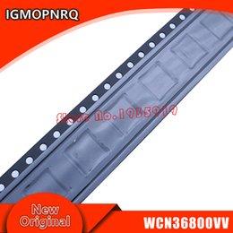 Discount ics - 10pcs lot WCN3680 0VV WCN3680 OVV WIFI IC original IC BGA