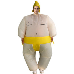 Wholesale Adult Sumo Wrestling Wrestler Inflatable chub Mega Suit Inflatable mascot Costume Blow Up Suit yellow free shipping  sc 1 st  DHgate.com & Inflatable Sumo Costumes Canada   Best Selling Inflatable Sumo ...