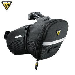 aero bar bike 2019 - TOPEAK AERO WEDGE PACK L Bike Bags Aerodynamic Seat Bag Holds Tubes Fits 27.2-34.9 mm Seatpost Diameter Large2253B disco
