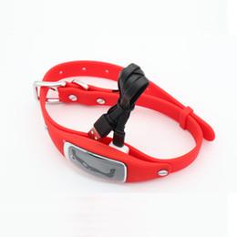 $enCountryForm.capitalKeyWord Australia - Newest cheap Pet GPS Collar Mini Waterproof Silicon Pets Collar GPS Tracker GPS+LBS+WIFI Locator for Dog Cat Tracking