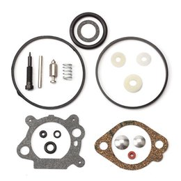 Carburetor Rebuild Kits NZ - Carburetor Carb Rebuild Repair Kit For Replace OEM Number BRIGGS & STRATTON 492495 493762 498260