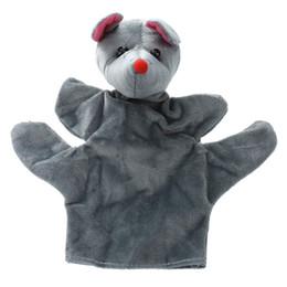 Toys & Hobbies Cute Baby Child Zoo Farm Animal Hand Sock Glove Puppet Finger Sack Plush Toy Newmodel:panda