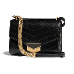 1: 1 marka çanta tasarımcısı omuz çantası lüks çanta Yüksek kaliteli YKK donanım toz çanta bayanlar zincir omuz çantası