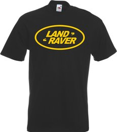 landing ships 2019 - Land Raver T-Shirt House Acid Music Rave TShirt Funny free shipping Unisex Casual gift cheap landing ships