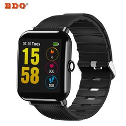 w2 smart watch 2019 - Smart Watch Men Waterproof W2 Bracelet Heart Rate Monitor Wristwatch Pedometer Swimming Cycling Climbing Sport Smartwatc