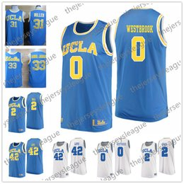 UCLA Bruins 2018 New  0 Russell Westbrook 2 Lonzo Ball 31 42 Blue White  Good Quality Stitched University Basketball Hot Sale Jerseys 07ee1fa14