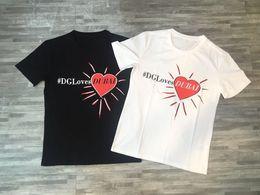 92391d8492db9e 2019 D été Nouveau T-shirt Hommes Slim Fit Lettre De Mode Vintage Tees Plus  Taille Street Wear Haute Qualité Vêtements Pour Hommes 180152