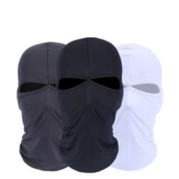 Chinese  Men Women Summer Cycling Face Mask Outdoor Sports Dust-proof Bike Full Face Scarf Mask Bicycle Shield Mtb Headwear Cap manufacturers
