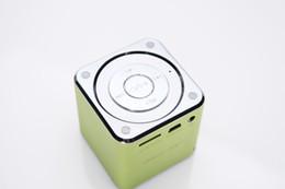 $enCountryForm.capitalKeyWord UK - Portable Wireless bluetooth Music Angel Mini Sound Box Cube Speaker System for iPhone XS Max iPhone XS iPhone XR