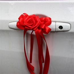 Pink door handles australia new featured pink door handles at wedding car decoration wedding flower 8 colors car door handles and rearview mirror decoration free shipping junglespirit Choice Image