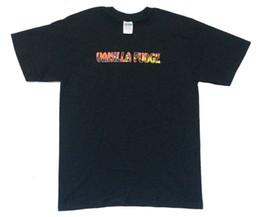 $enCountryForm.capitalKeyWord Canada - Vanilla Fudge Color Name Psychedelic Logo Black T Shirt New Official Rock Band Print Tees Short Sleeve O-Neck Basic Models