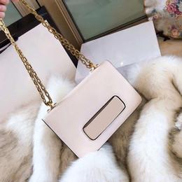 Discount chain style designer clutch - AAAAA fashion popular genuine leather handbags luxury designer small chain shoulder bag ladies clutch bgs wallet crossbo