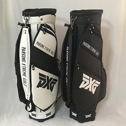 2018 последние PXG Гольф персонал сумка многофункциональный гольф-клубы сумка высшего класса профессиональный гольф-кар мешок черный белый 2 цвета