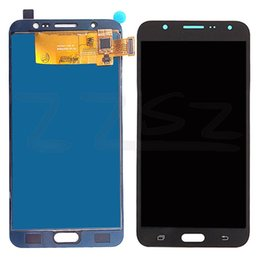 J7 Lcd Canada - Factory price Best quality For Samsung Galaxy J7 Pro J730 J730F LCD Display With Touch Digitizer Screen Replacement with 2 years warranty