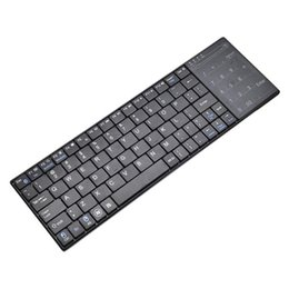 Wireless gaming pad online shopping - Ultra Thin Wireless Bluetooth Keys Gaming Keyboard Keypad with Keys Touch Pad Panel for Windows Android High Quality