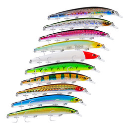 fishing lure packaging wholesale Australia - New Saltwater Fishing Grouper lure ABS Plastic Laser Crank baits 18.5g 15cm Wobber Swimming Bass Crankbaits with box package