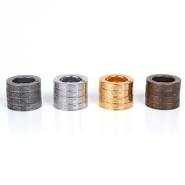 Wholesale tiger golden resale online - Golden Silver Gray Brown Fun Deformable Rings Self defense Products Ring Lord of The Rings Outdoor Self defense Finger Tiger X2