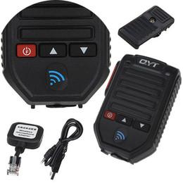 $enCountryForm.capitalKeyWord Australia - 2pcs BT-89 Handheld Wireless Bluetooth Microphone Speaker for Car Radio QYT KT KT-8900R KT-7900D KT-8900D KT-8900RE KT-UV980