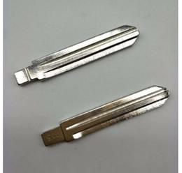 Key Blade Chevrolet Australia - 10Pcs lot Top Quality NO. 115 Key Blade For KIA K2 2012 Flip Key Blade Car Blank Key Blade