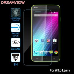 Discount wiko tempered glass - Screen Protector Tempered Glass For Wiko Lenny 2 3 4 Jerry Max 2 Sunny Plus Max Upulse Tommy2 Plus Phone Cover HD 9H Fil