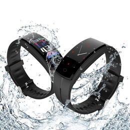 $enCountryForm.capitalKeyWord Canada - Smart Watch Men Women Sport Bracelet Fitness Waterproof GPS Blood Pressure Phone Call Message Reminder Wristband For Android IOS