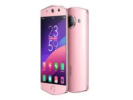 """Venta al por mayor de Teléfono original desbloqueado Meitu M6S 4G LTE 4GB RAM 64GB ROM MT6755 Octa Core Android 5.0 """"3D Curve Glass 21MP Identificación de huellas dactilares Teléfono celular"""