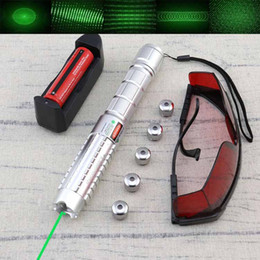 $enCountryForm.capitalKeyWord NZ - GL9-S-C High Power 532nm Create atmosphere Adjustable Focus Green Laser Pointer With 5 star caps 18650 battery Charger glasses