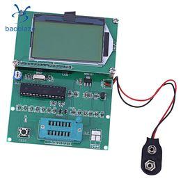 $enCountryForm.capitalKeyWord Australia - GM328 Transistor Tester Capacitance Meter LCD Display Diode Measurement