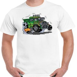 e60ced58a Mens Hot Rod 58 Pick Up Truck Racing Garage T shirt V8 Coupe Classic Vintage  192 Men'S High Quality Custom Printed Tops Hipster Tees