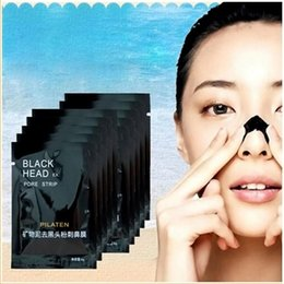 Nose Cleanser Australia - 2018 hot sales PILATEN Facial Minerals Conk Nose Blackhead Remover Mask Pore Cleanser Nose Black Head EX Pore Strip