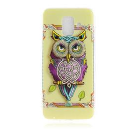 $enCountryForm.capitalKeyWord UK - Flower Butterfly Panda Soft IMD TPU Case For MOTO E5 E5 Plus LG K8 K10 2018 Fashion Tiger Owl Dandelion Cell Phone Mobile Skin Cover 150pcs