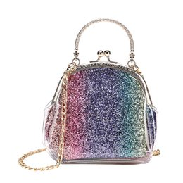 Discount lights for cell phones - Emarald Women Shoulder Bag Shell Sequin Luxury Handbags Women Bags Designer Crossbody Bags For Chain Hasp Lady'S Ba