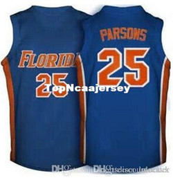 Factory Outlet  25 Chandler Parsons Florida Gators college Basketball  Jerseys blue White Retro Throwbacks Stitched Personalized Custom Jerse f2725f5d6