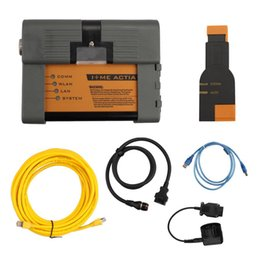 free car diagnostic software 2018 - 2018 High quality obd obd2 wifi Scanner ICOM A2 for BMW A2+B+C and software HDD obdII car diagnostic tools with Free rou