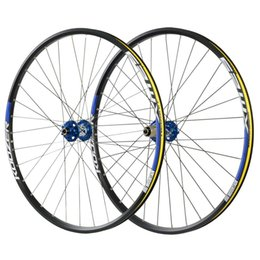Carbon Clinchers Alloy Australia - LOLTRA 29er MTB Alloy not Carbon Mountain Clincher Bicycle Wheelset QR or 15x100mm 12x142mm Thru Axle