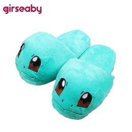 $enCountryForm.capitalKeyWord Australia - Girseaby Girls Home slippers winter Cute cartoon animal slippers for women child Unisex house floor slides soft indoor shoes