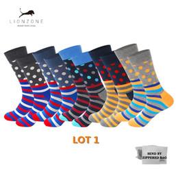$enCountryForm.capitalKeyWord NZ - 2019 Sale Hot Dot Striped Wave Plaid Autumn And Winter New Colorful Funny Men Socks Stockings Happy Cotton Socks