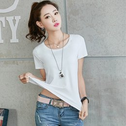 816b6790facc Korean Summer Clothes For Women Canada - 4xl t shirt plus size summer tops  for women
