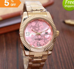 gold nurses watches Canada - Ultra thin rose gold woman diamond flower watches 2018 brand luxury nurse ladies dresses female Folding buckle wrist watch gifts for girls