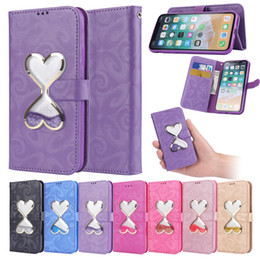 Discount iphone cases hourglass - Creative 3D Time Hourglass Liquid Quicksand Glitter Leather Phone Case for iPhone 5 5S SE 6 6s Plus 7 7Plus 8 8Plus X