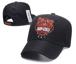 Moda de alta qualidade Novo estilo de bonés de tigre design Boné de Beisebol Yeezus deus chapéus para homens mulheres osso Snapback chapéus de Luxo frete grátis venda por atacado