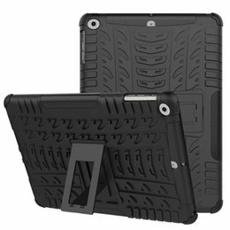 $enCountryForm.capitalKeyWord UK - Hybrid Rugged PC Case For Apple New iPad5 Air 1 9.7 2017 A1822 A1823 2018 A1893 Tablet Shockproof Armor back Cover+pen