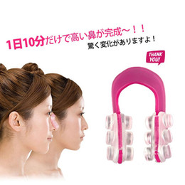 Nose Up Clipper Wholesale NZ - Fashion Nose Up Shaping Shaper Lifting Bridge Straightening Beauty Nose Clip Face Fitness Facial Clipper Corrector Tool