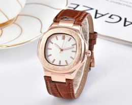 $enCountryForm.capitalKeyWord NZ - Luxury Top Nautilus Sports Watch Women Men Brand Automatic Monement Watches Rose Gold Wristwatches Clock Gifts Relogio Feminino