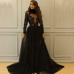 d769df8f23a AljAsmi dresses online shopping - Yousef Aljasmi Evening Wear Dresses  Mermaid Prom Dress with Long Sleeve