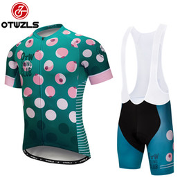 $enCountryForm.capitalKeyWord NZ - Men Cycling Jersey Set 3D Padded Summer MTB Cycling Set Bike Clothing Black and Green Ropa Ciclismo Short sleeve Suit