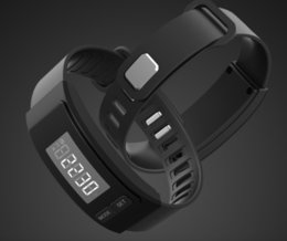 Camera Controls NZ - new type freeship Watch H8 wristband Bluetooth, anti-lost adult students running remote control camera, step counter sports bracelet