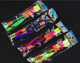$enCountryForm.capitalKeyWord NZ - Amazing LED Light Arrow Rocket Helicopter Flying Toy LED Light Flash Toys baby Toys Party Fun Gift Xmas ak134