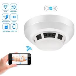 $enCountryForm.capitalKeyWord Australia - 1080P Wi-Fi Smoke Detector Mini Camera DVR Motion Detection Night Vision Wireless IP Camera Indoor Baby Pet Monitor Remote Real Time Video